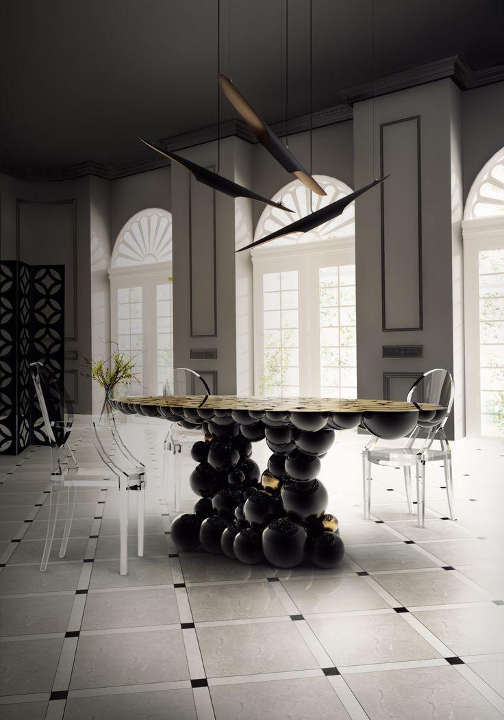 Die besten 25+ Modernen luxus Ideen auf Pinterest Luxus moderne - wanduhr design wohnzimmer