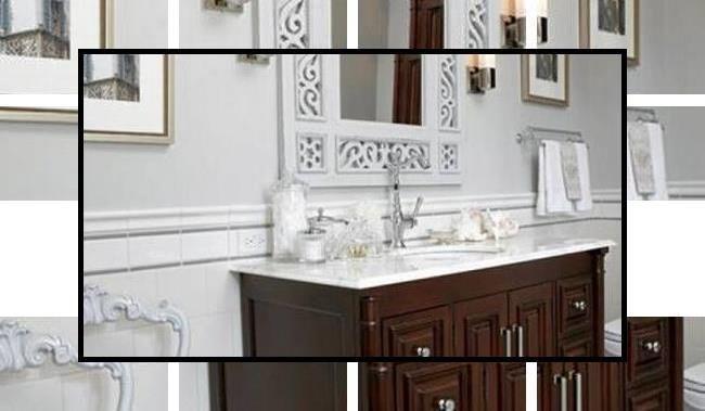 Bathroom Ensembles Sets | Blue And White Bathroom Decor ...