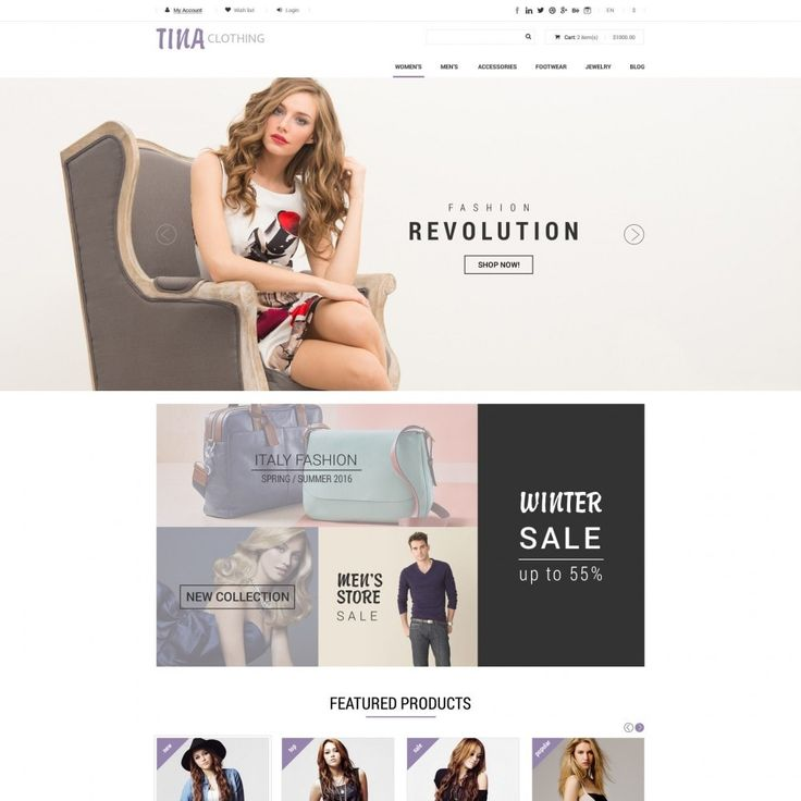 #Fashion Theme #PrestaShop #templates #theme #Addons #Shop #Ecommerce #Prestapro