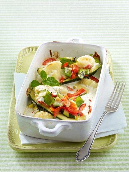 Nudeln machen dick? So ein Quatsch!Wer die kleinen Teigwaren clever kombiniert, darf sich über leichte Pasta Rezepte unter 400 kcal