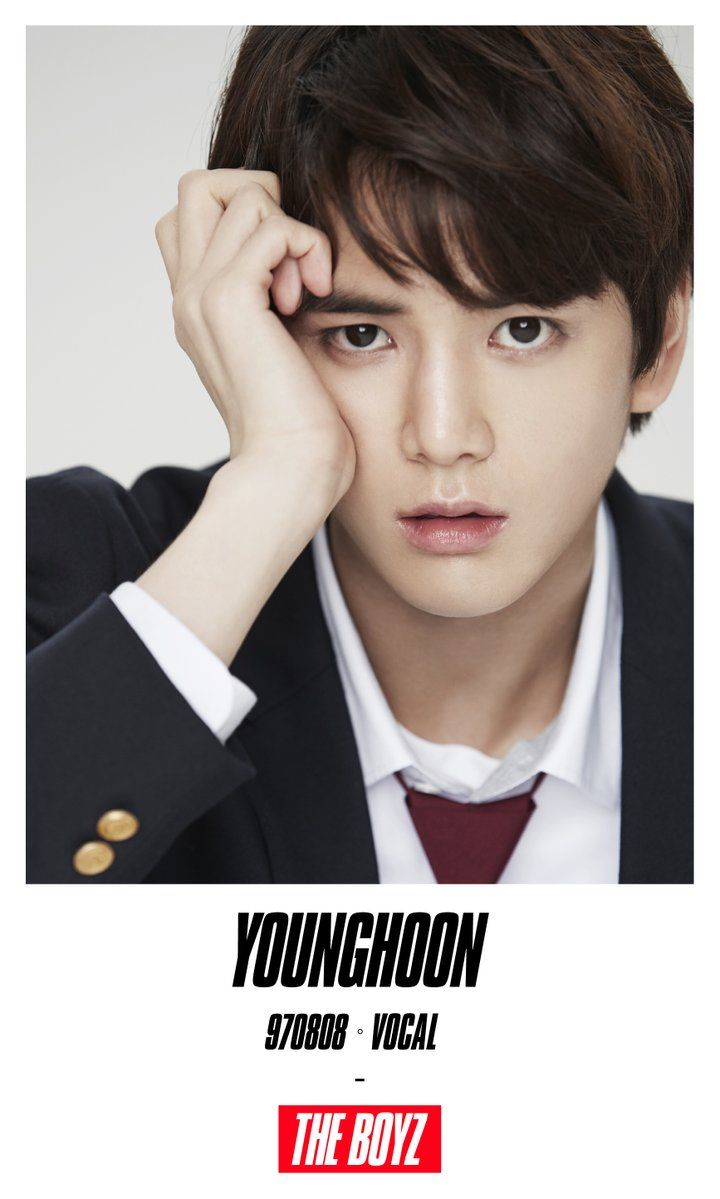 더보이즈 The Boyz - Younghoon (Creker Entertainment)