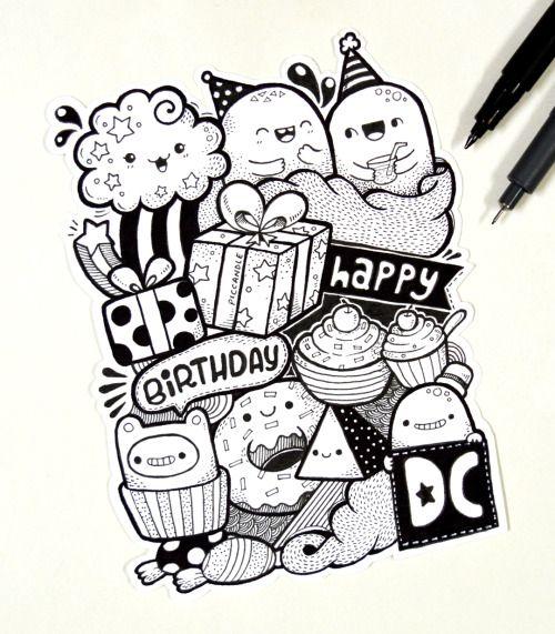126 best images about pic candle doodles on pinterest - Doodle dessin ...