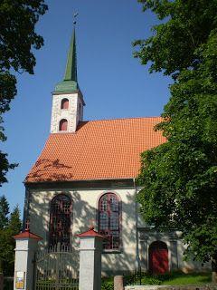 Limbaži church