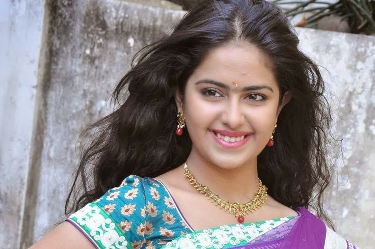 Avika Gor Latest Collection Of Photos In Half Saree