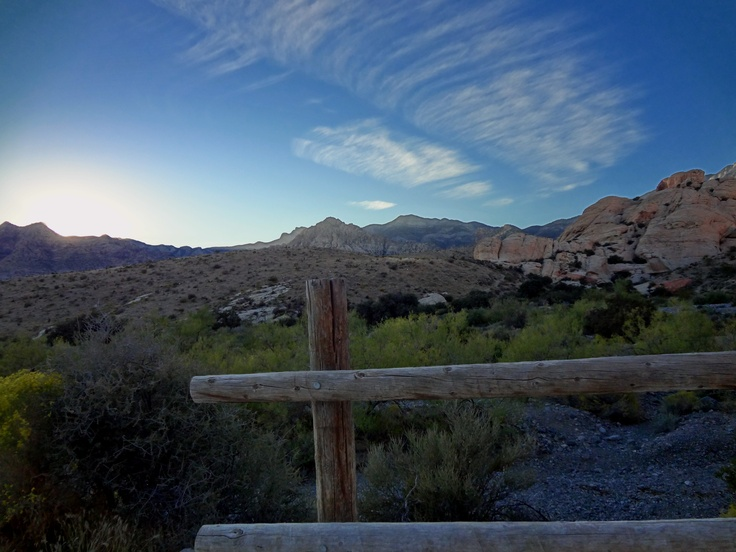 Red Rock Canyon, NVRed Rocks Canyon