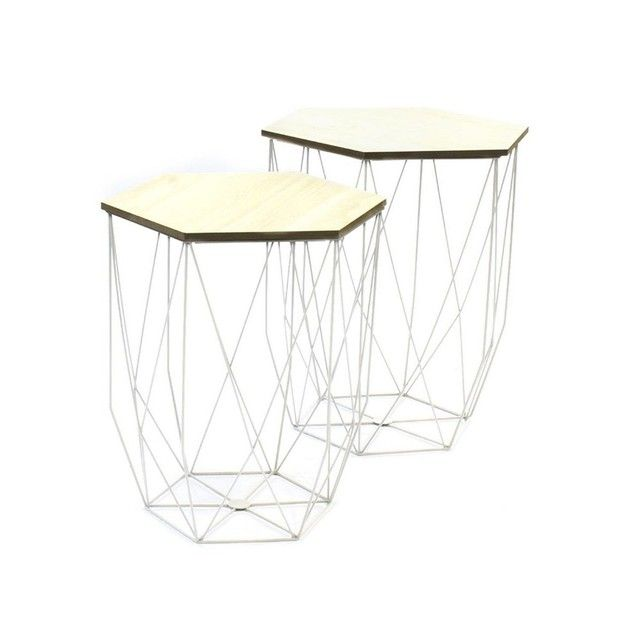 Table Basse Ronde Deco Chic 50 X 44 Cm Table Basse Table Basse Verre Table Basse Ronde