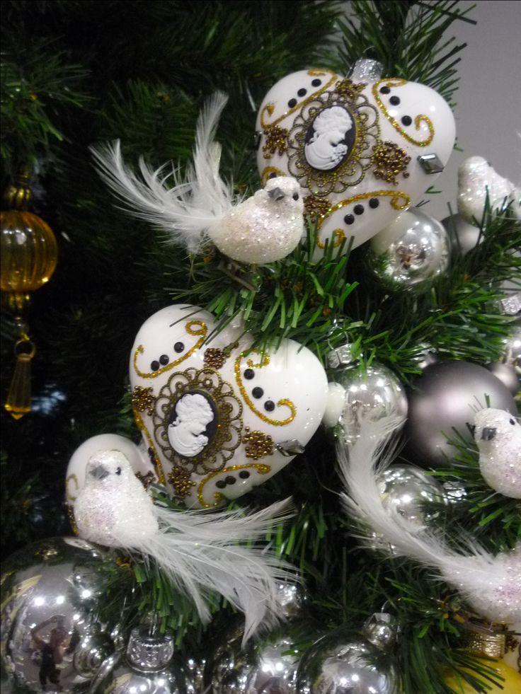 karácsonyi dekoráció, Hétpettyes kft.
