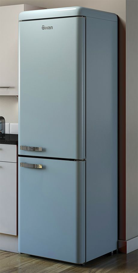 The new collection of retro refrigerators from Swan has 3 'A+' rated models – compact 130 litre, 54cm wide undercounter larder fridge, 208 litre, top [...]
