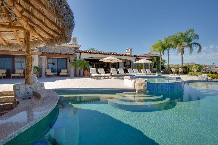 Villa Fuego y Agua  -- San Jose del Cabo #LuxuryTravel www.lujure.ca