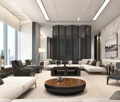 Luxury Apartment Tokyo Interiors Scda