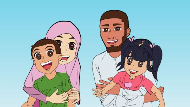 muslim father and daughter relationship book
