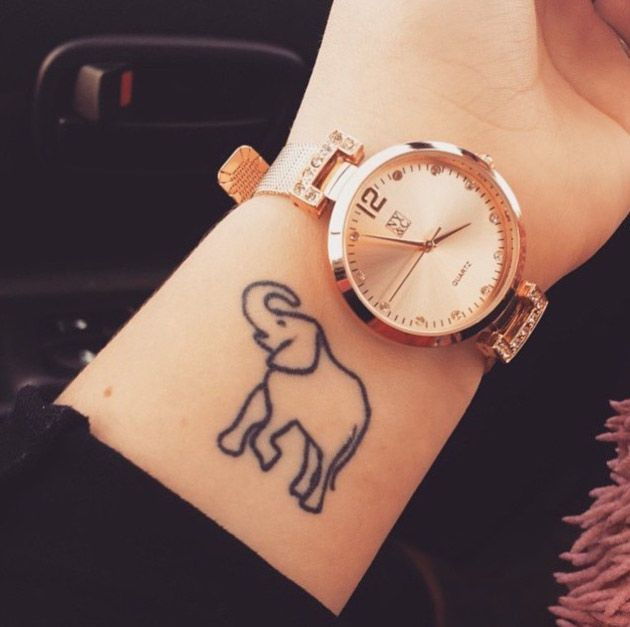Here, 41 wrist tattoos for all the ink inspo you'll ever need.