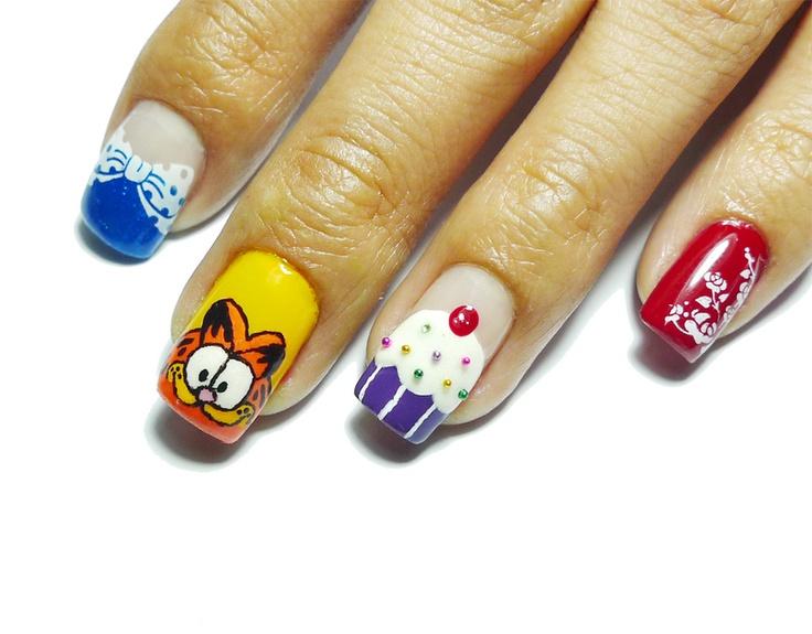 nail design website
