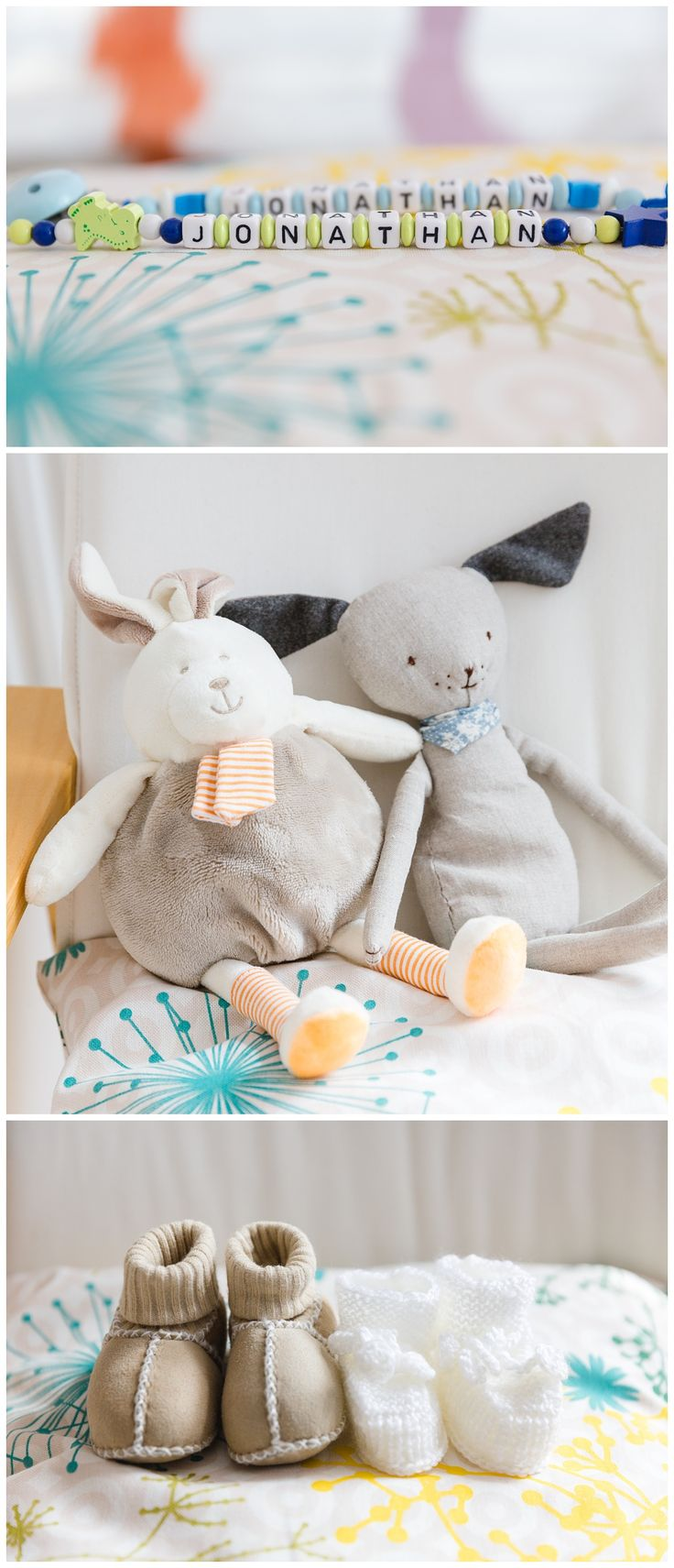 farbe fr das babyzimmer in mint grau und lachs - Babyzimmer Graustreifen