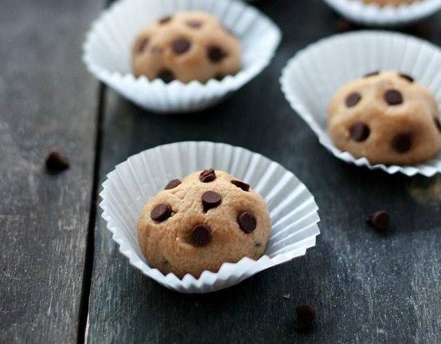 Chocolate chip cookies recipe - Damla çikolatalı kurabiye tarifi