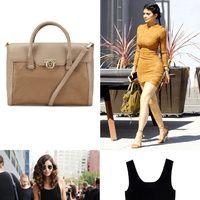 Copia el Look: La tendencia monocolor en clave celebrity Kylie Jenner, Lily Aldridge, Rosie Huntington-Whiteley y Victoria Beckham