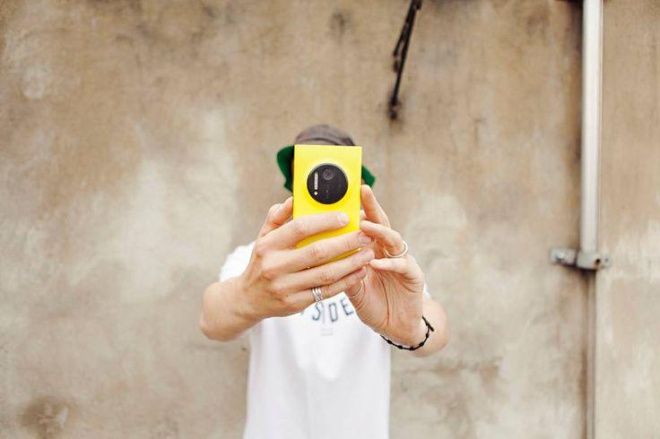 The new Nokia Lumia 1020. #nokia #ZoomReinvented #zoom