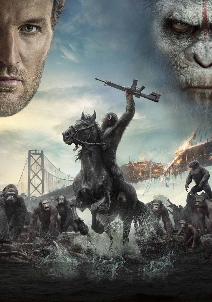 Pin Auf Dawn Of The Planet Of The Apes