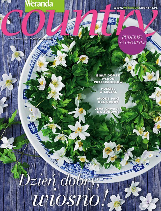 Weranda Contry 3/2017 #weranda #magazyn #country #2017