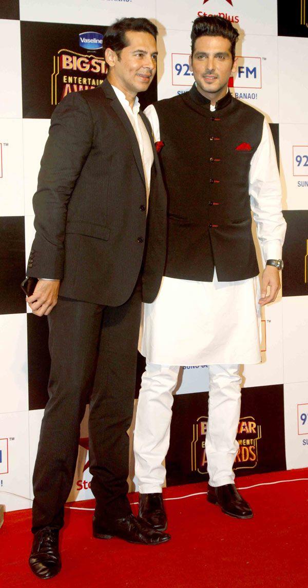 Dino Morea and Zayed Khan