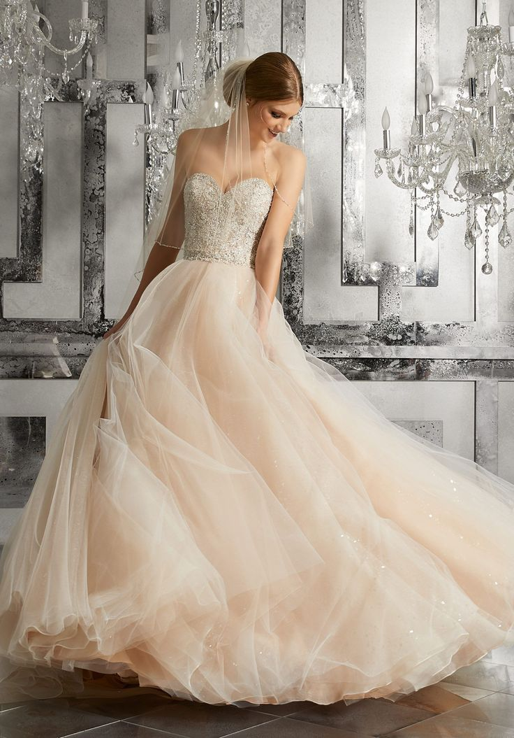 56 best Mori Lee Bridal Gowns in Stock images on Pinterest | Bridal ...