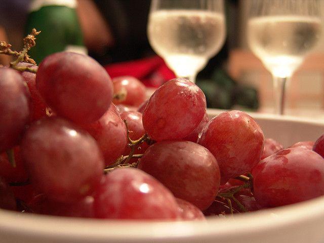 Виноград и вино в спа-комплексе | ПРИЗНАК.hu