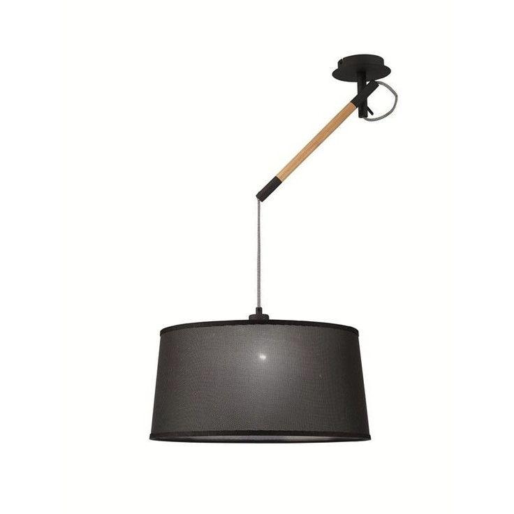 Suspension Nordica noire 1L - Mantra