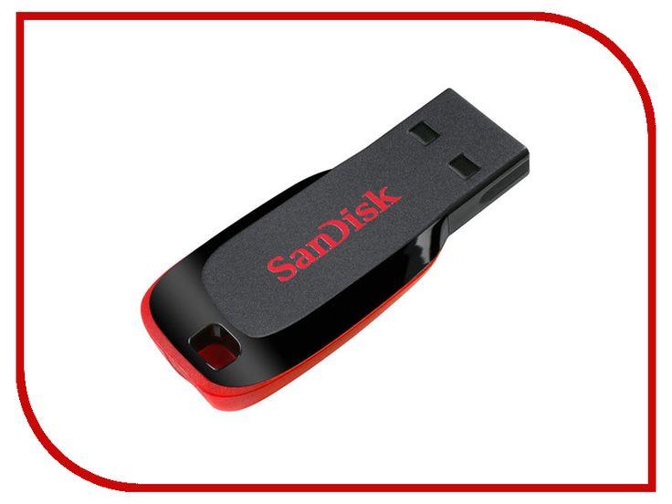 Благое дело USB-флешка SanDisk CZ50 Cruzer Blade 8Gb SDCZ50-008G-B35 - товар в помощь детишкам
