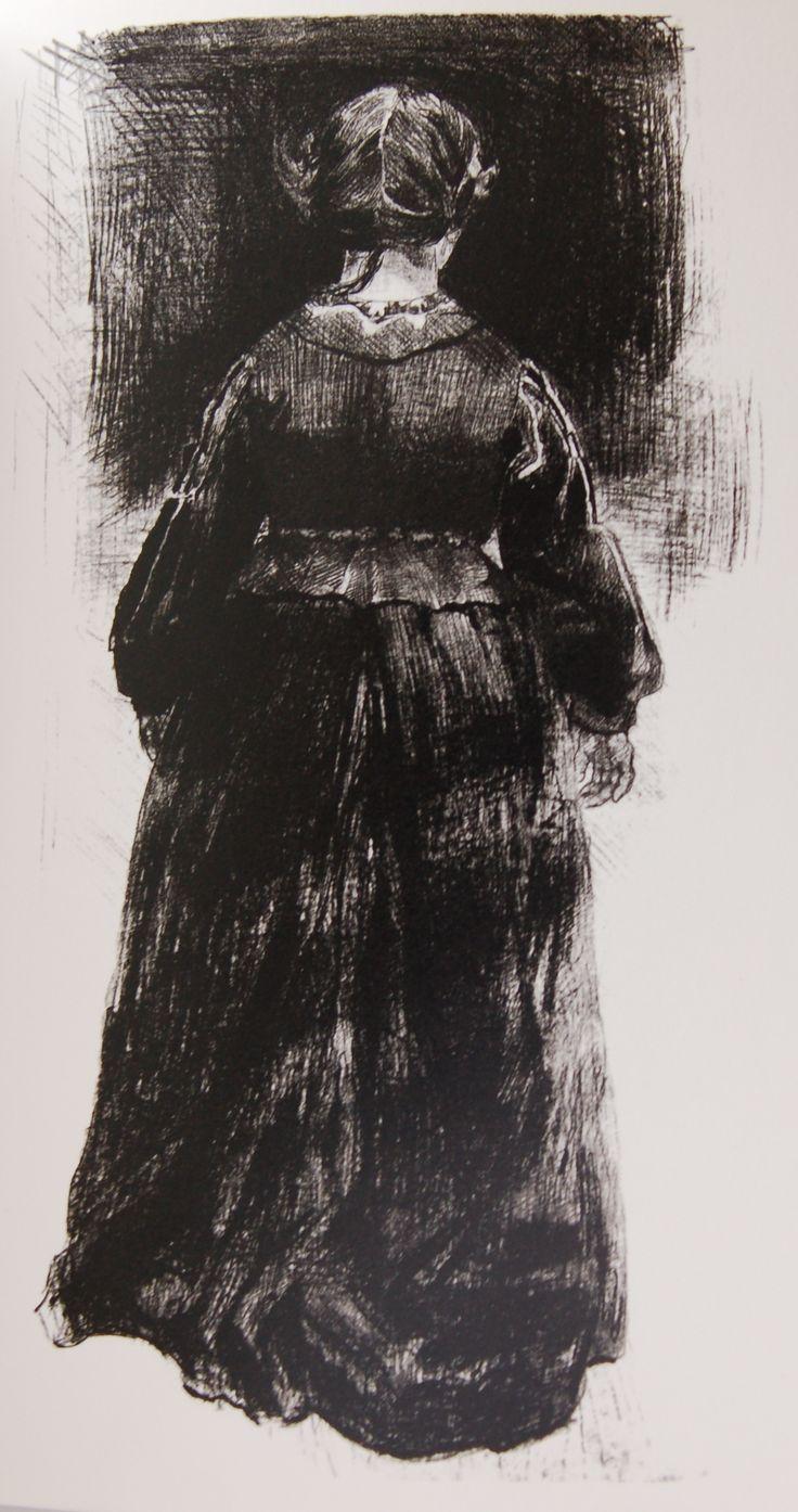 Paula Rego - Jane Eyre