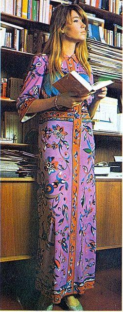 1970s Maxi Dress (LOVE IT!!!)