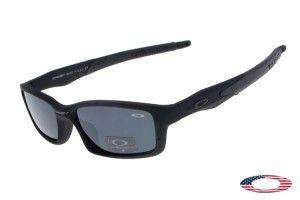 Knockoff Oakley Crosslink Sunglasses Black / Gray