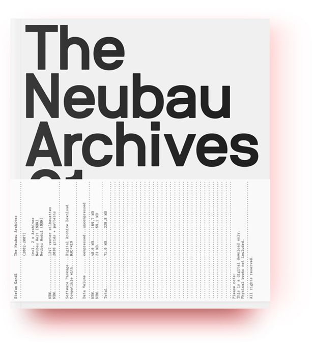 The Neubau Archives