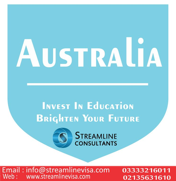 Dear Student, Are you planning to study Higher Education in Abroad? Then you are at right place streamlinevisa one of the pakistan popular Study Abroad consultants in karachi, provides high class advice for students wishing to pursue higher education in USA, United Kingdom, Canada, Australia, New Zealand, Germany and other countries. Web: www.streamlinevisa.com Email us: info@streamlinevisa.com  #EducationConsultancyinKarachi  #StudyabroadKarachi #BestOverseasEducationConsultantsinKarachi