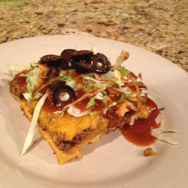 Low-Carb Taco Bake