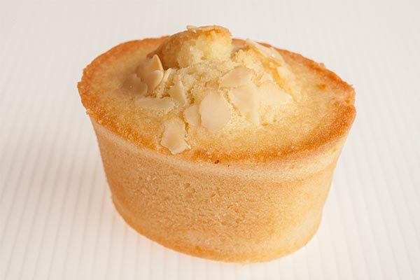 Almond Friand | Mums Buns Wholesale Bakery Sydney