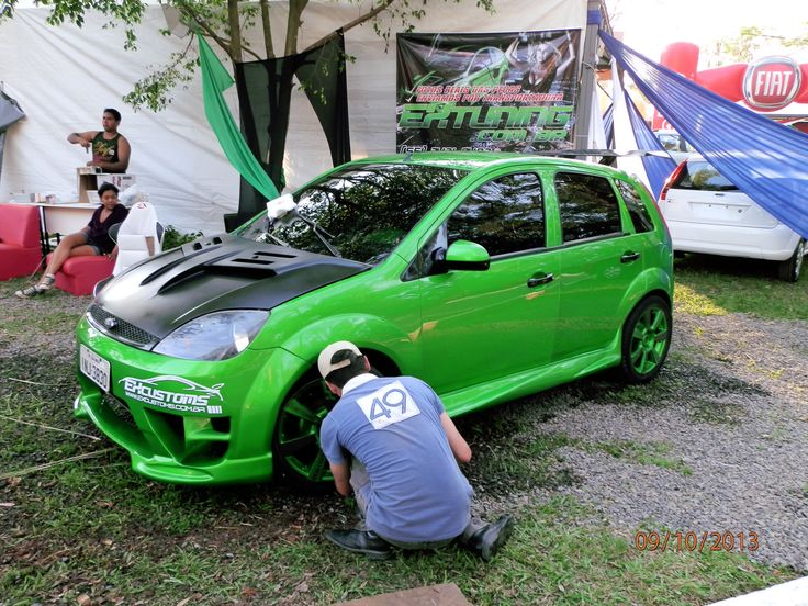 Ford Fiesta Modificado