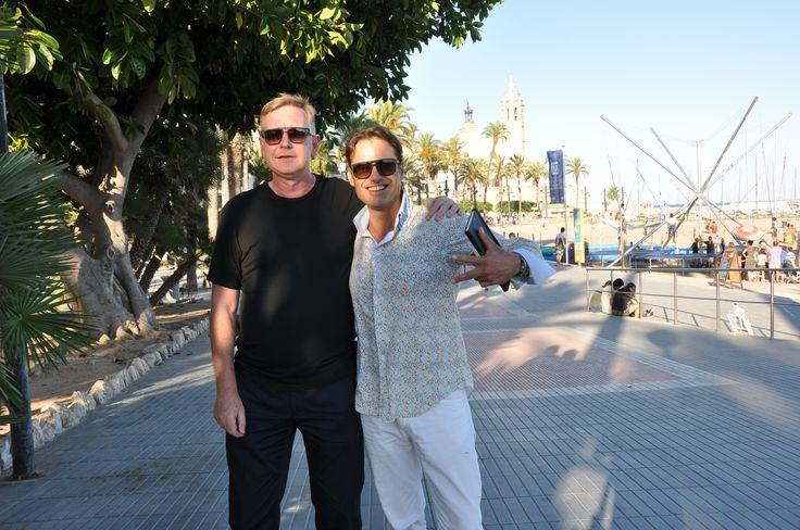 Sitges anual magazine entrevista andy fletcher depeche - Fincas la clau sitges ...
