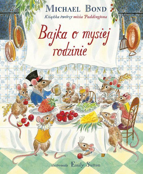Dawno, dawno temu… W niewielkim domku dla lalek mieszkała sympatyczna rodzina myszy. Pewnego dnia straciła dach nad głową. Kolejne miesiące myszki spędziły w ogrodowej szopie… A to był dopiero początek historii! Michael Bond – jeden z najpopularniejszych brytyjskich autorów książek dla dzieci. Twórca ukochanego Misia Paddingtona, który już niedługo znowu pojawi się...