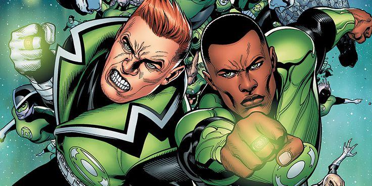 Warner Bros.' GREEN LANTERN Reboot To Be Titled GREEN LANTERN CORPS