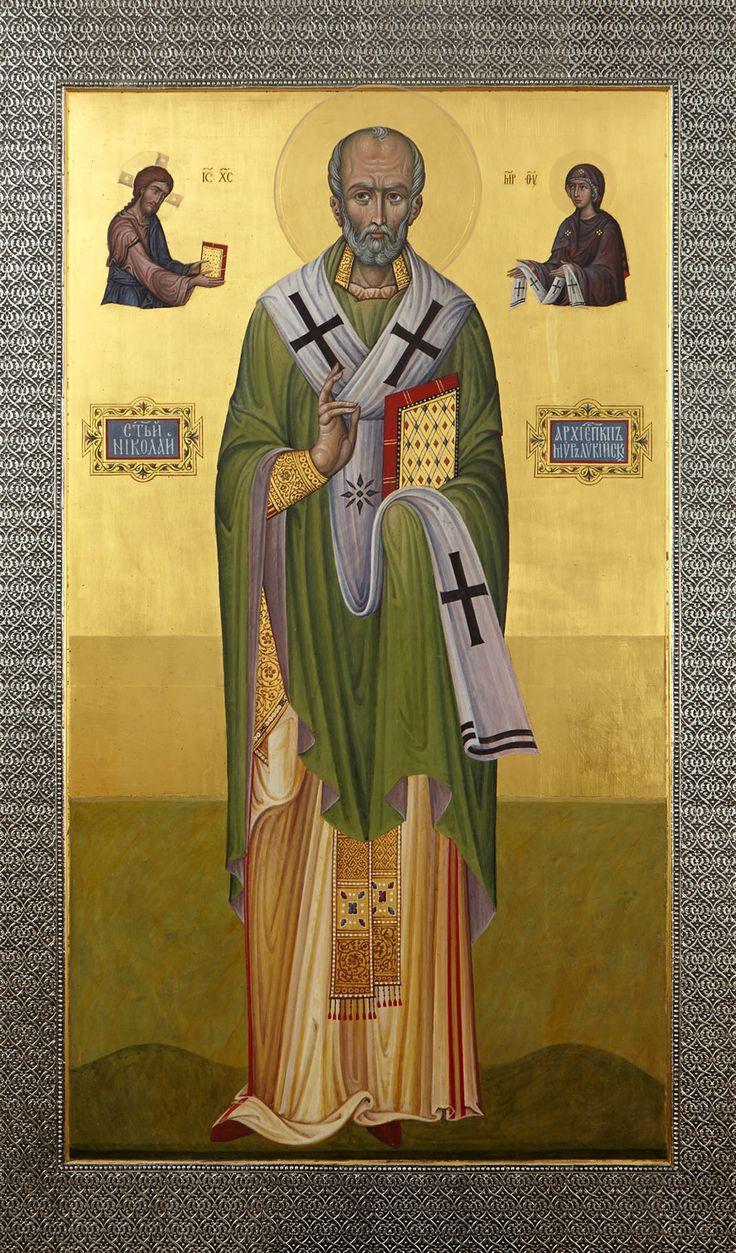Άγιος Νικόλαος / Saint Nicholas