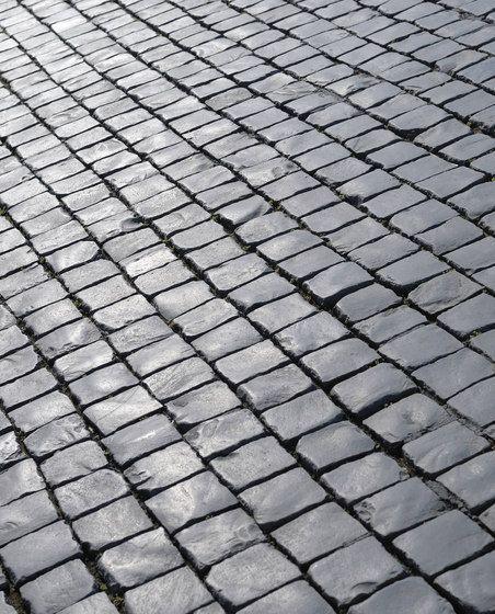 Ladrillos empedrados | Pavimentos de exterior | Basalt schwarz. Check it out on Architonic