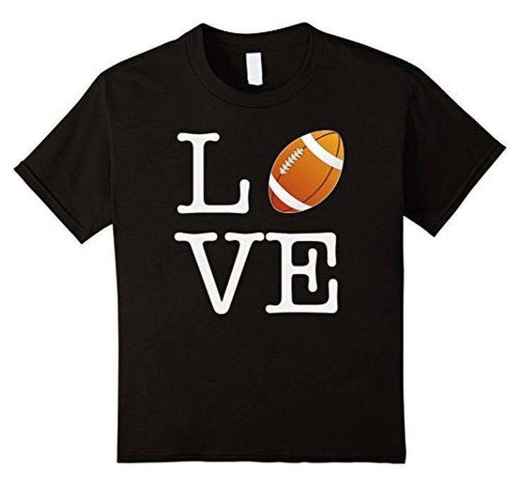 Women's I love Football American T-Shirt