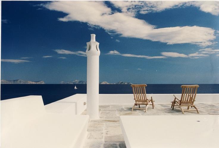 house in spetses island greece