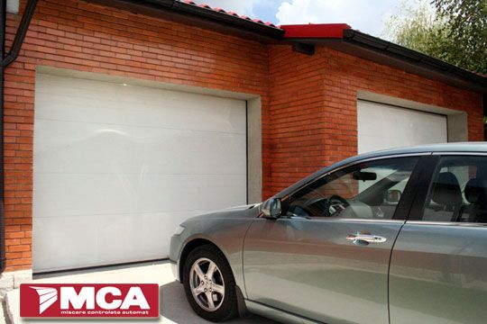 MCA Grup Romania, Garage door 10