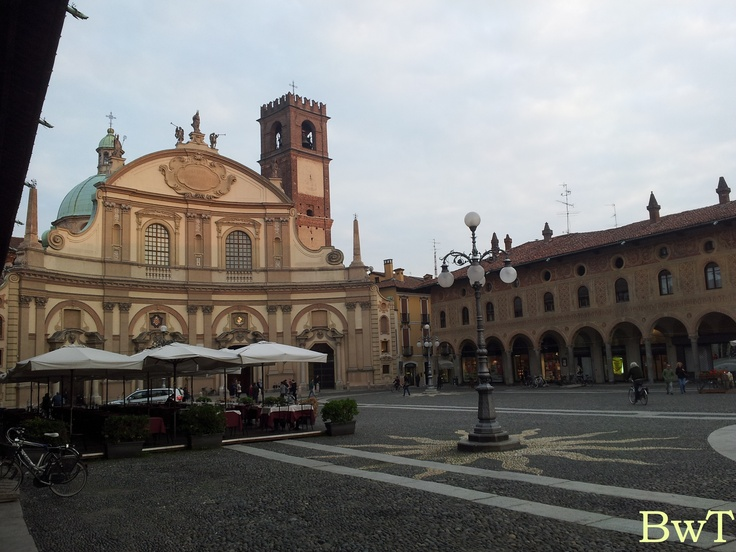 Ducal Square, Vigevano