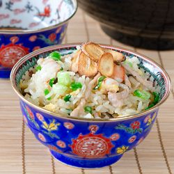 Yangzhou Style Fried Rice