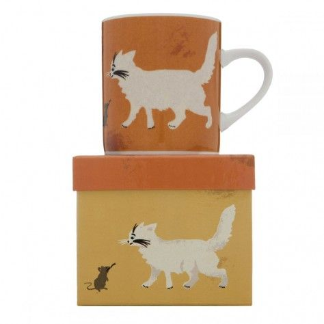 Mug - Minty the cat - available from our online gift shop.