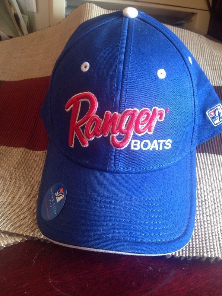 Ranger Boats Yamaha The Game Fishing Boating Baseball Hat Cap Red One Size  #Yamaha #BaseballCap