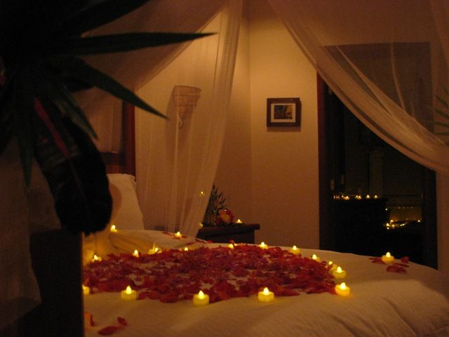1000 images about romantic bedroom decoration ideas for for Wedding day room decoration