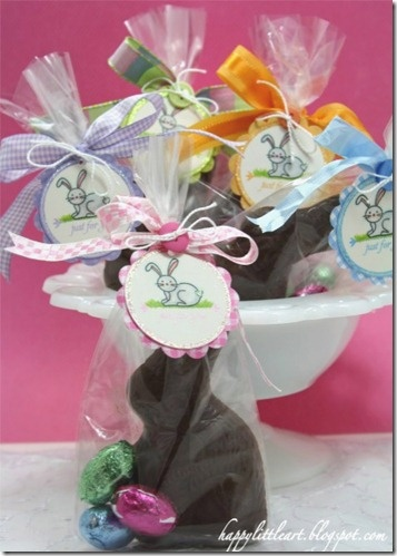 Cute favor for easter dinner st pats easter derby for Dinner party gift ideas